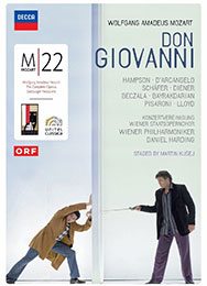 Don Giovanni, DVD