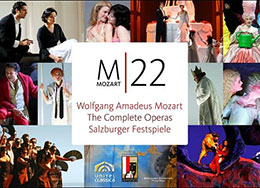 Mozart 22: Complete Box, DVD