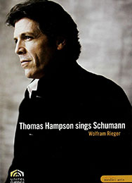 Thomas Hampson singt Schumann, DVD