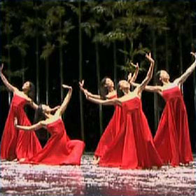 Bamboo Dream - Cloud Gate Dance Theatre of Taiwan