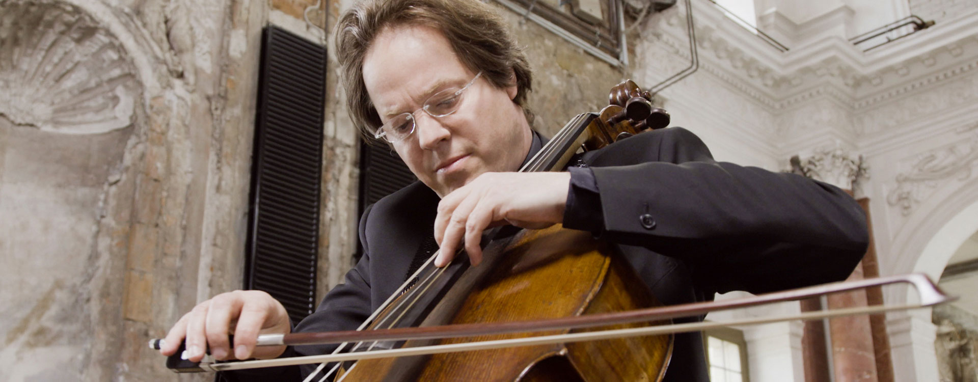 Jan Vogler plays Schumann