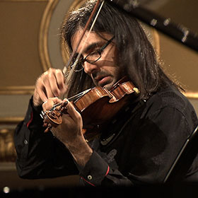 Kavakos Plays Beethoven Violin Sonatas