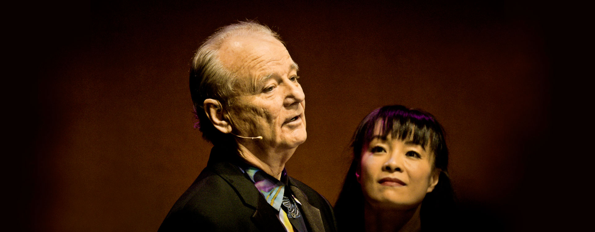 New Worlds - Bill Murray, Jan Vogler & Friends - at the Hanover Theatre, Worcester