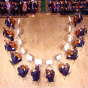 The 12 Cellists in Moscow