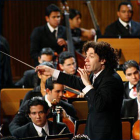 The Simón Bolívar Youth Orchestra